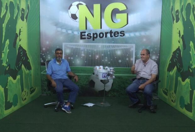 Hamilton Bernardes Junior, prefeito reeleito em Pedreira, participou do Programa NG Esportes
