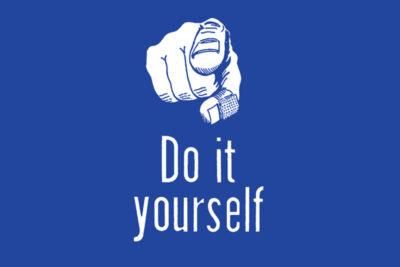Faça você mesmo: aprenda! – Larissa Priscila Bredow Hilgemberg