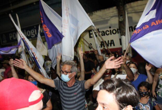 Paulo Silva – PDT é eleito Prefeito de Mogi Mirim