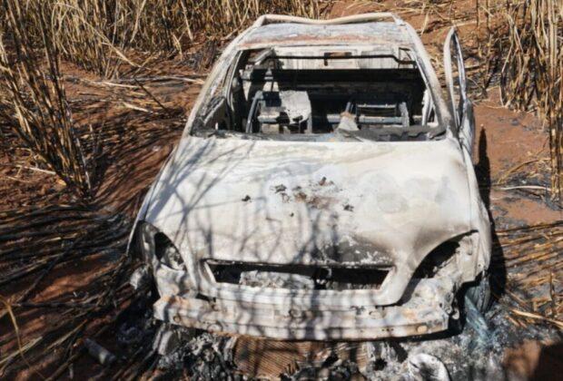 Polícia Civil localiza carro usado em latrocínio