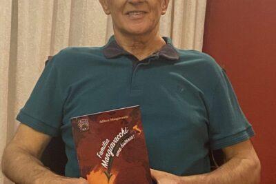 Coronel do Exército lança livro que conta história de família de imigrantes italianos com destino ao Brasil