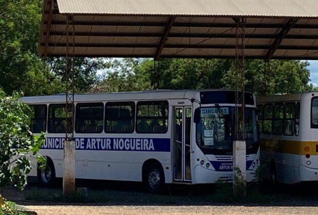"""Prefeito Lucas Sia adota """"tarifa zero"""" em transporte público de Artur Nogueira"""