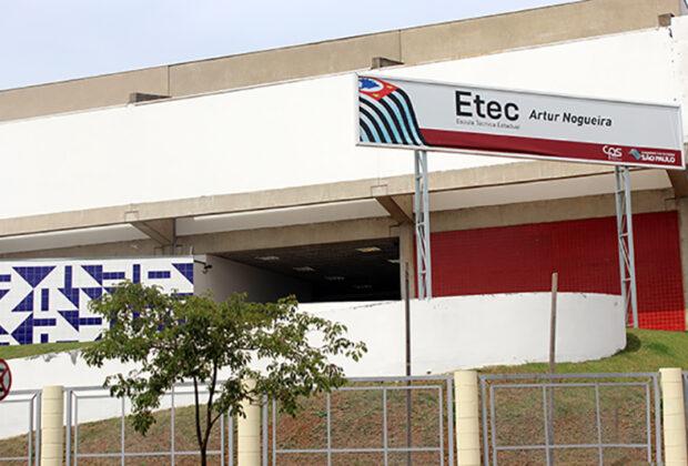 Vagas abertas na ETEC de Artur Nogueira