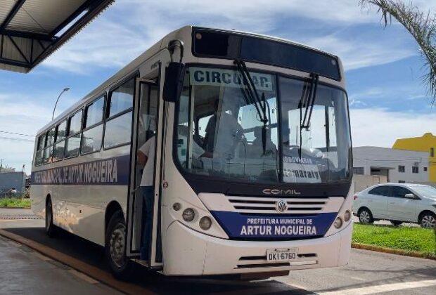 Bairro Blumenau passa a fazer parte de itinerário do transporte municipal de Artur Nogueira