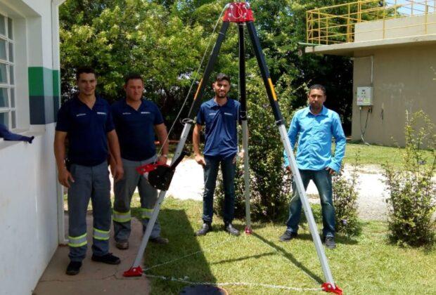 Águas de Holambra completa 500 dias sem acidentes de trabalho