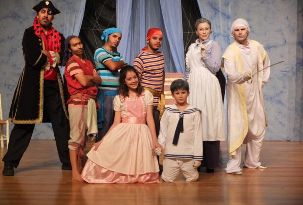 Domingo tem apresentação de teatro online em Jaguariúna