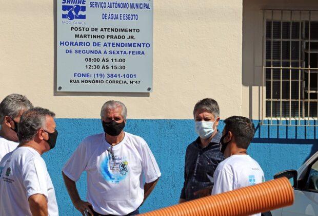 SAMAE abre novo posto de atendimento em Martinho Prado