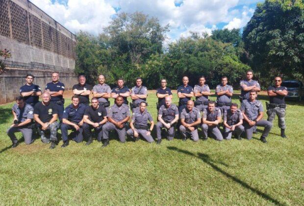 Polícia Municipal de Cosmópolis realiza treinamentos técnicos