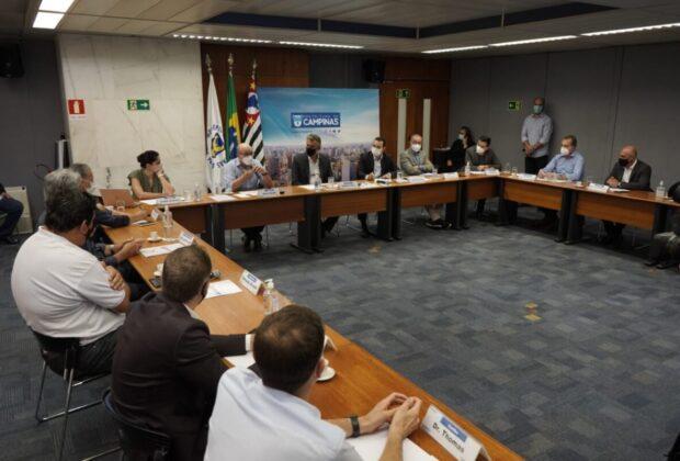 Região Metropolitana de Campinas descarta lockdown e adota toque de recolher