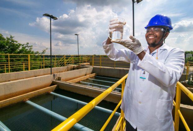 Qualidade da água é comprovada e apresentada em relatório