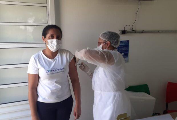 Águas de Holambra promove campanha de vacinação contra a Influenza