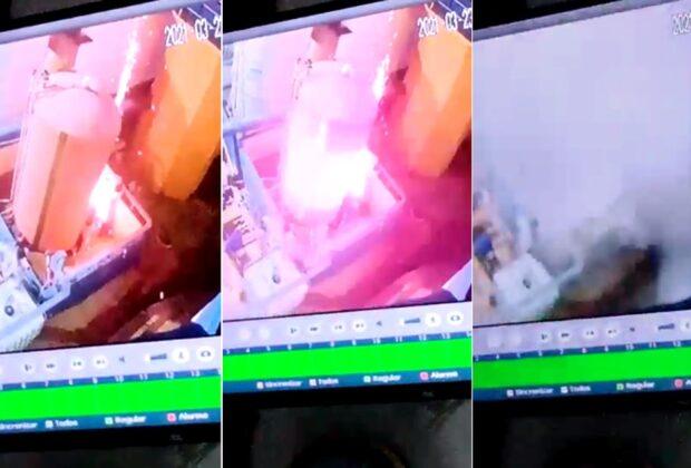 Trabalhor morre após explosão no tanque de cloro no SAAE de Pedreira