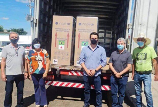 Pronto Socorro de Artur Nogueira recebe doação de equipamentos hospitalares