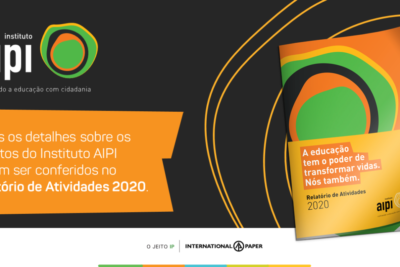 Instituto AIPI divulga os resultados das ações desenvolvidas em 2020