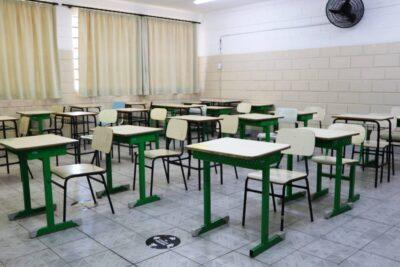 Rede Municipal de ensino antecipa férias escolares para maio