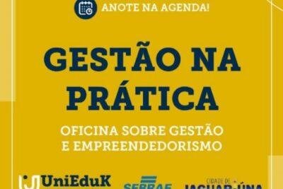 Jaguariúna promove cursos para estimular o empreendedorismo