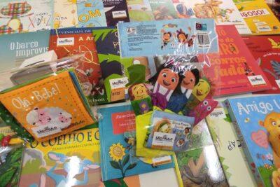 Jaguariúna recebe doação de quase mil livros para compor o acervo público