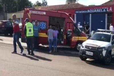 Jovem com facão invade creche e deixa adultas e três crianças mortas em SC