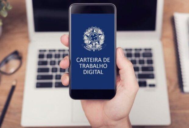 Prefeitura da Posse informa: Carteira de trabalho agora é digital