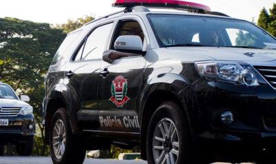 Policia Civil de Santo Antônio de Posse prende suspeitos de homicídio em novembro de 2020