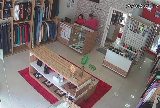 Policial Civil e Policial Municipal prendem jovem suspeito de assaltos no Comércio em Santo Antônio de Posse