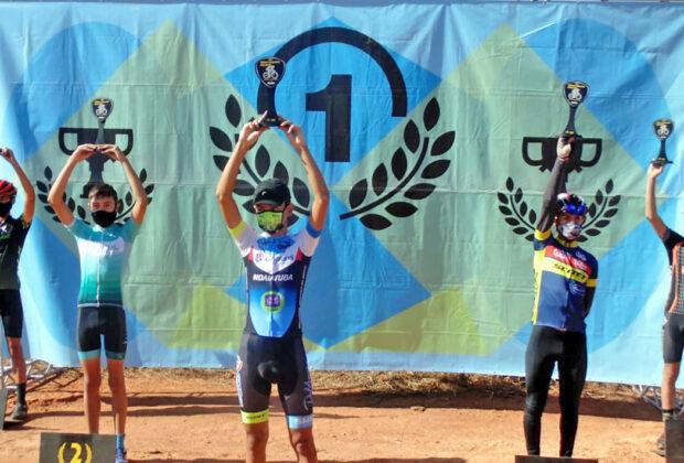 Ciclismo guaçuano conquista nove pódios em competição disputada em São João da Boa Vista