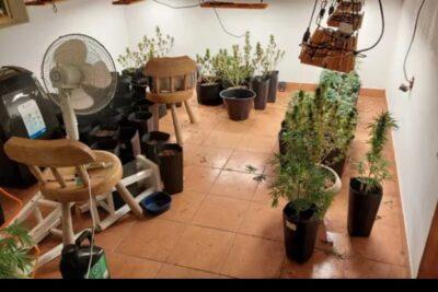 Homem é preso em laboratório de drogas na cidade de Jaguariúna