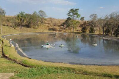 Águas de Holambra inicia melhorias na ETE Cachoeira