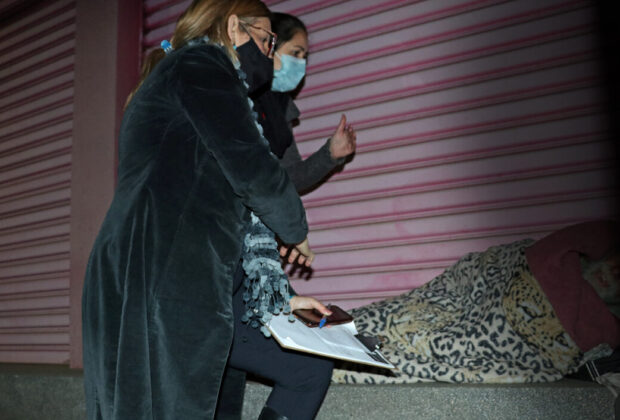 Operação de Inverno termina com 245 abordagens a pessoas em situação de rua em cinco dias