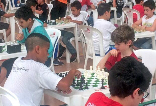 Esporte realiza neste sábado Campeonato de Xadrez Relâmpago no Boulevard Rio