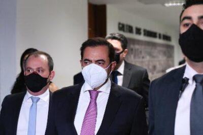 Tolentino nega ser sócio de empresa 'fiadora' da Covaxin