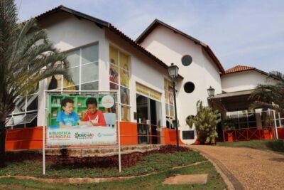Espaço de Educação Ambiental da Biblioteca Municipal completa 4 anos