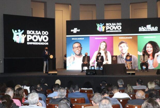 Prefeito de Holambra participa de lançamento do Programa Bolsa Empreendedor