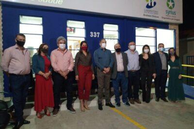 Policlínica da Rede Par é inaugurada em Santo Antônio de Posse