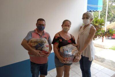 Itapira inicia entrega de mais uma remessa dos kits de alimentação para alunos da rede municipal