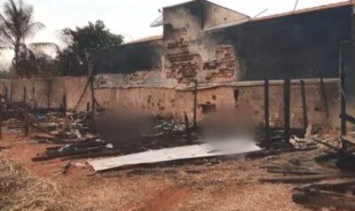 Cavalos morrem em incêndio de cocheira irregular de Mogi Guaçu