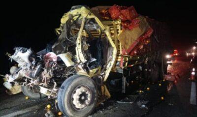 Acidente na SP-340 ceifa a vida de morador Santo A. de Posse