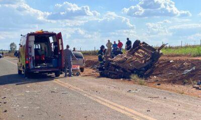 Homem morre em acidente na Rodovia dos Agricultores